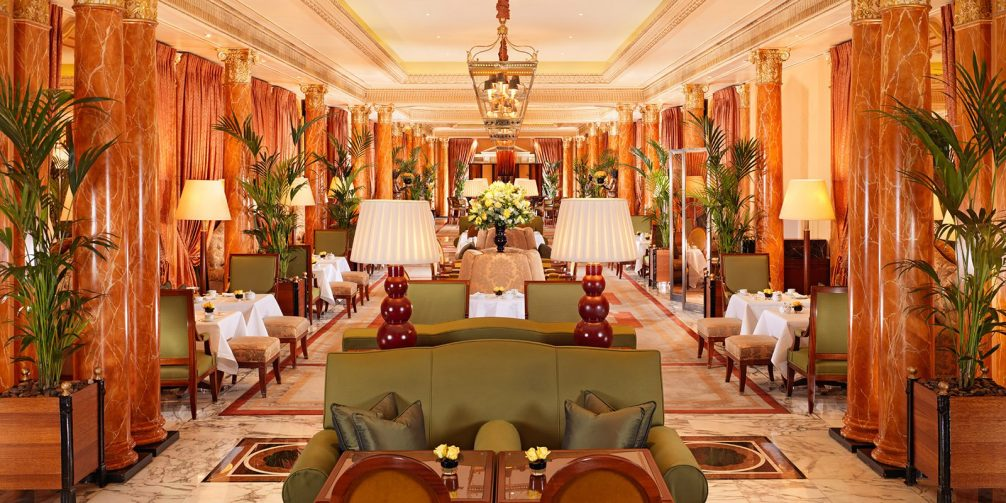 45,400 Avios For 3 Nights At The Dorchester In London