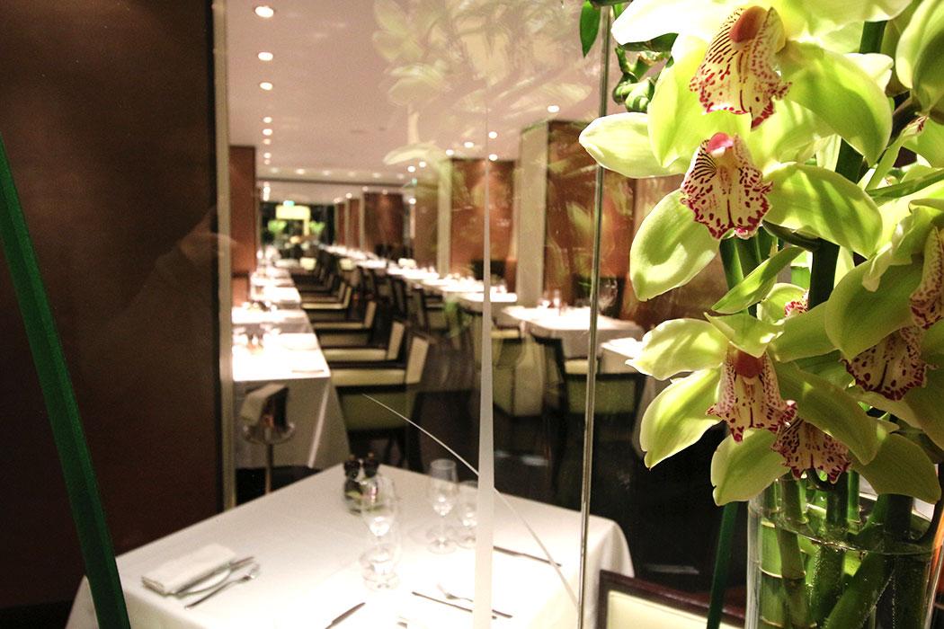 London's Best Hotel Restaurant