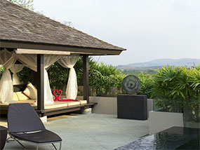 4 nights at The Pavilions in Phuket, Thailand