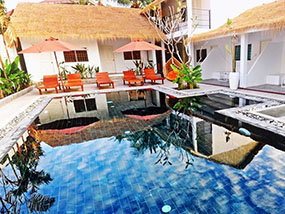7 Night Wellness Retreat for 2 Ppl in Siem Reap, Cambodia