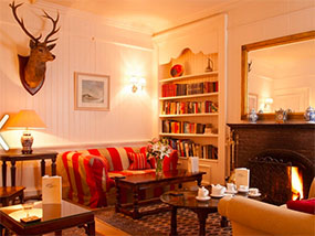 2 nights at Airds Hotel in the Scottish Highlands
