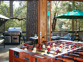 2 nights in a cabin at The Redwoods In Yosemite, California