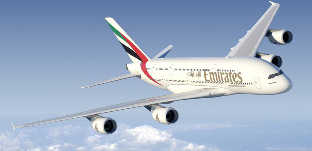 Emirates To Fly To Jeddah with A380 flights