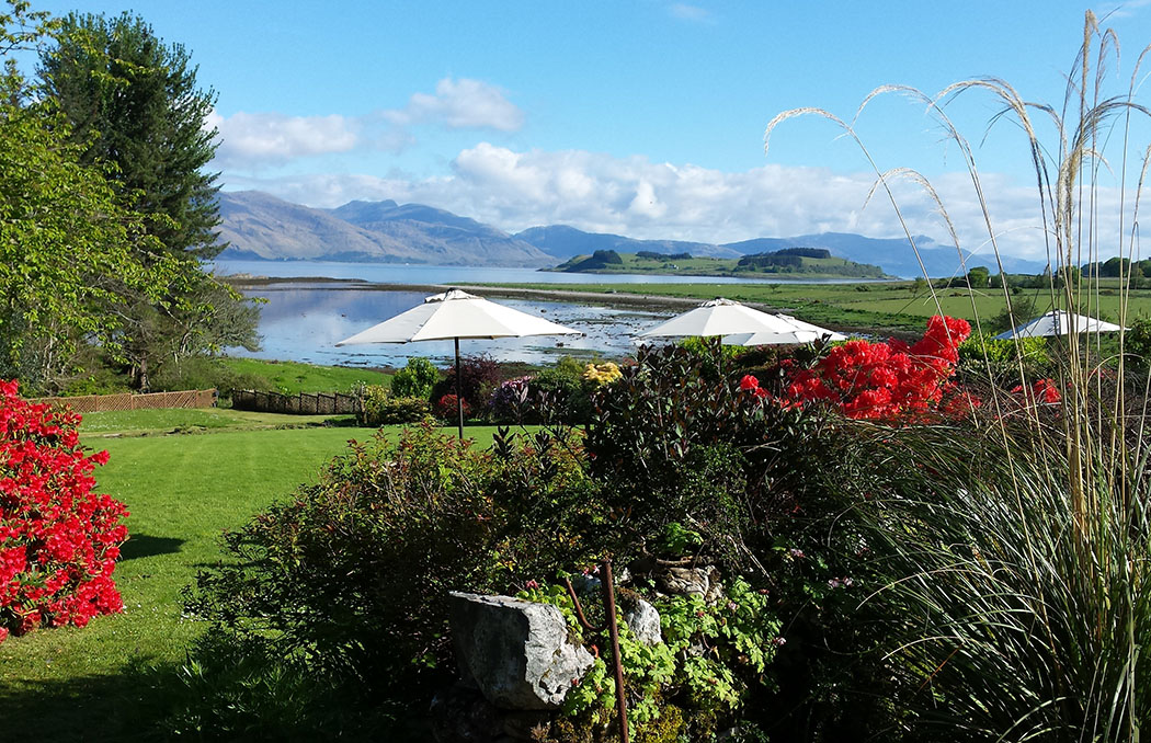 Review Of The Airds Hotel In Scotland