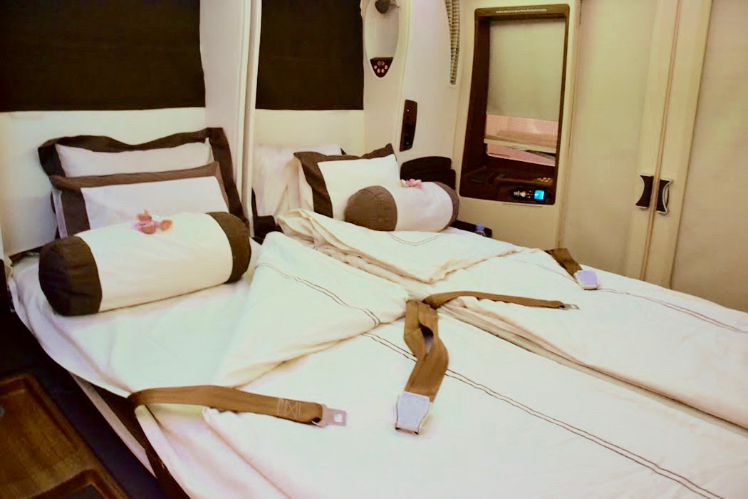 Singapore Airlines First Class Flight Reviews