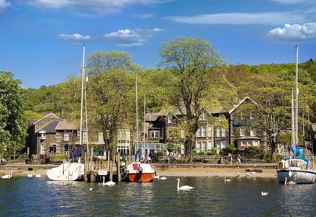 Review Of Waterhead Hotel in The Lake District