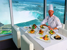 $100 to spend at Marilyn's Bistro & Lounge, Niagara Falls