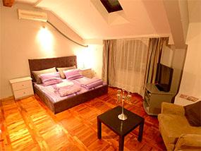 Weekend break for 10 at BforBelgrade Apartments in Serbia