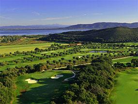 2 nights at the 5-Star Argentario Golf Resort & Spa, Tuscany