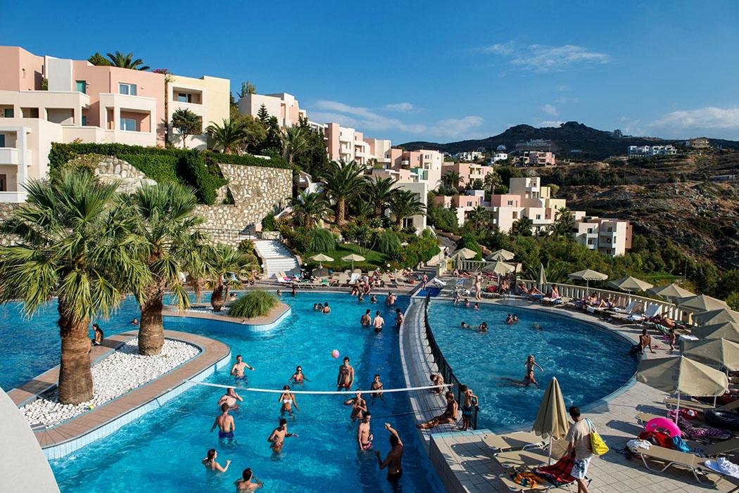 Athina Palace Resort & Spa Review, Crete