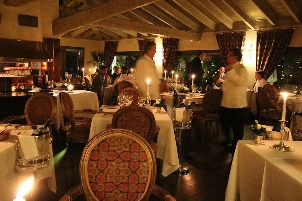 El Grill At The Marbella Club