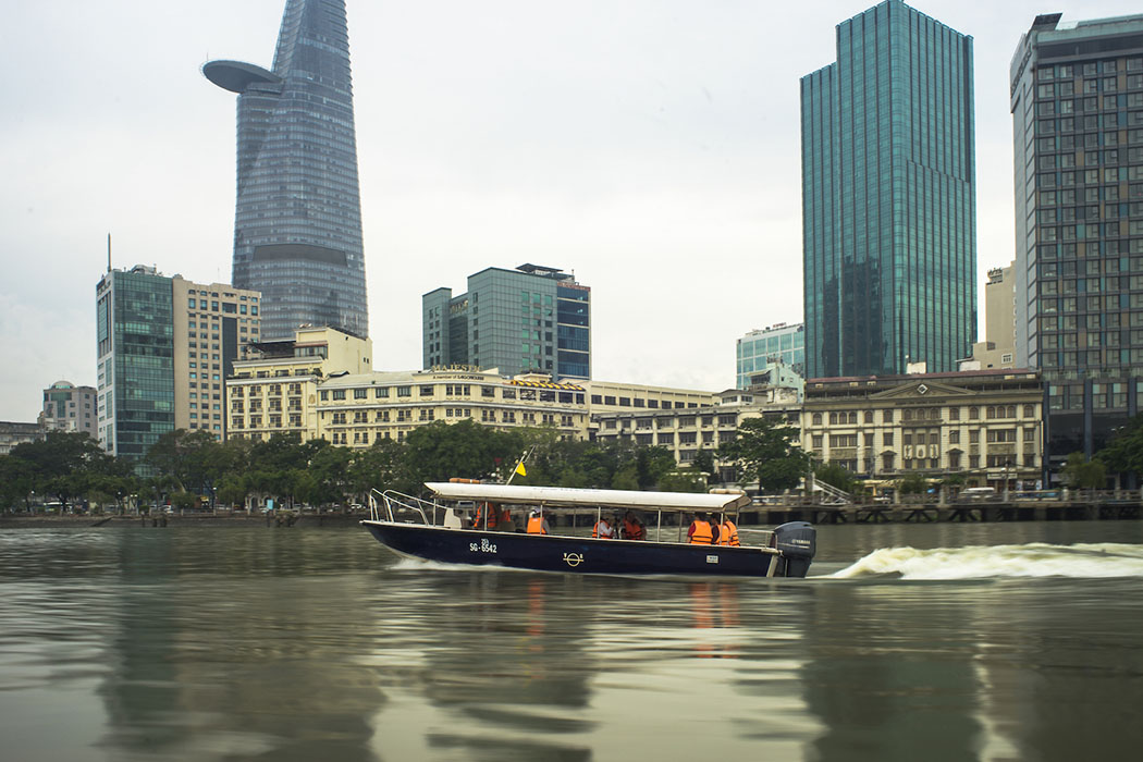 Speed Boat Tours Around Mekong, Saigon & Ho Chi Minh City