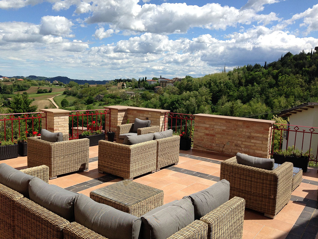 Review Of Hotel Leone In Rural Italy