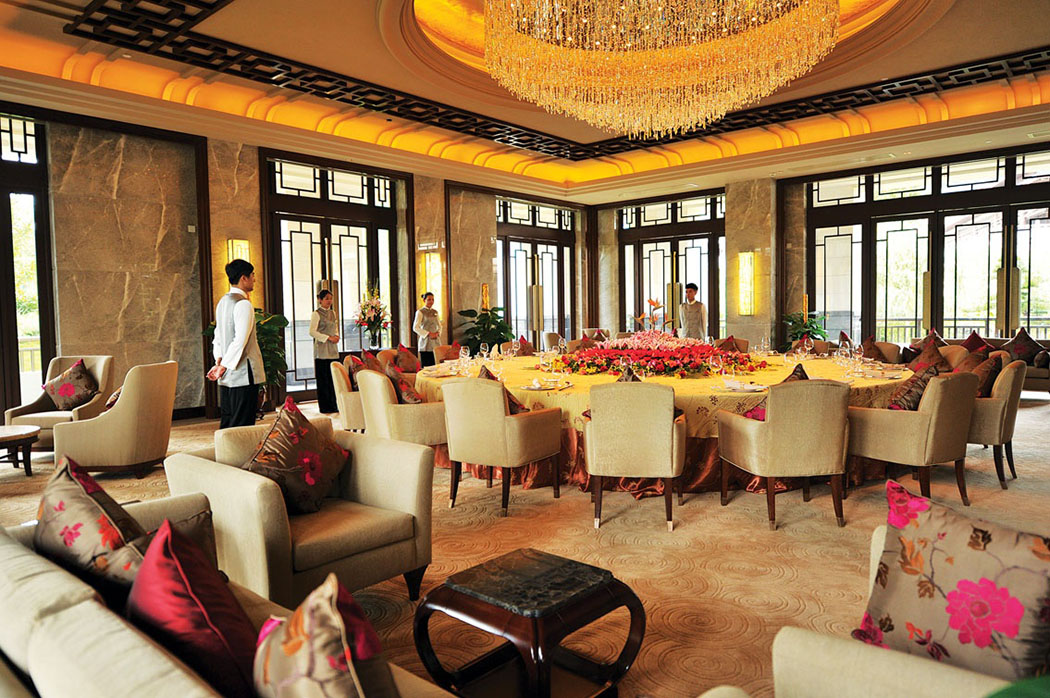 Review of imperial springs in conghua china hotels for Small luxury hotels phoenix