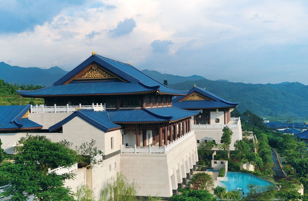 Review Of Imperial Springs in Conghua, China