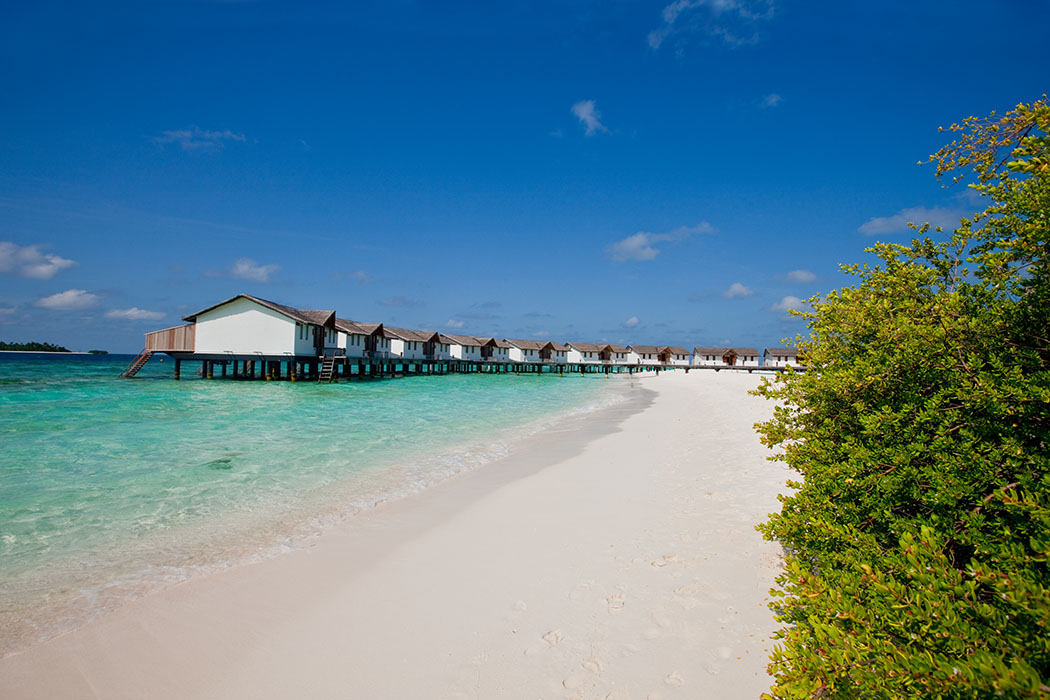 Review Of Reethi Beach Resort In The Maldives
