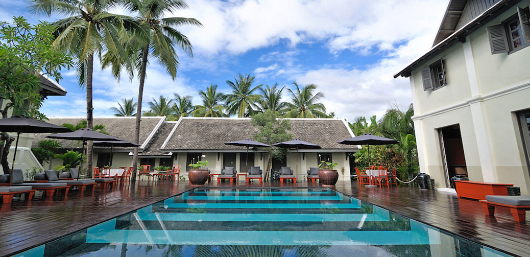 Review of maly luang prabang boutique hotel laos hotels for Luxury hotels in laos