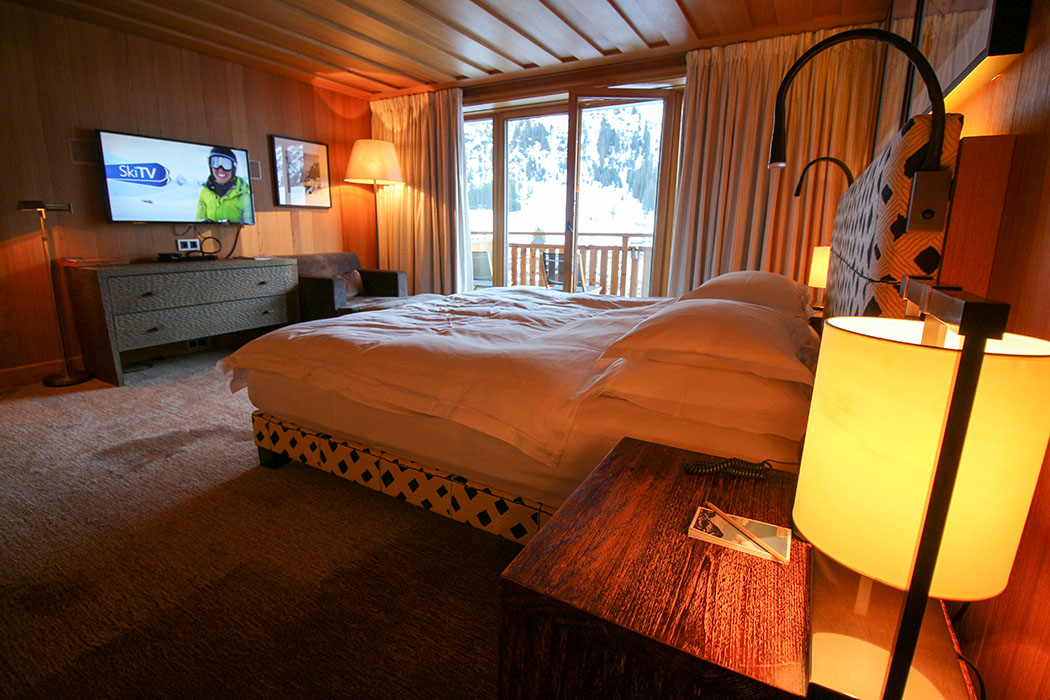 Review Of The Luxury Ski Hotel Aurelio in Lech