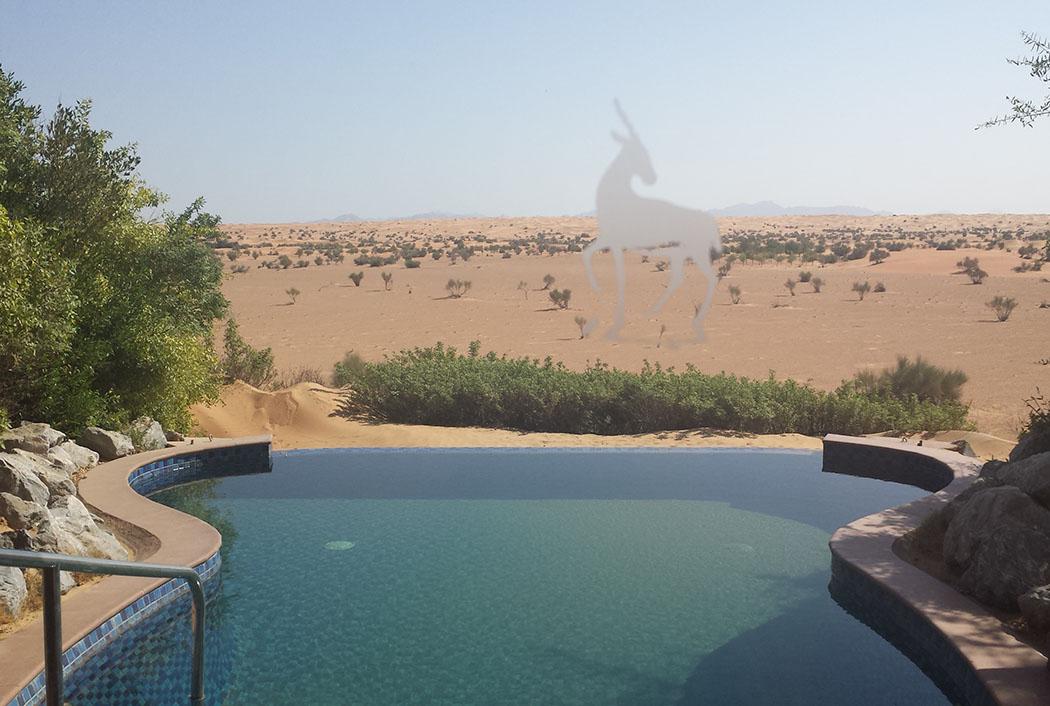 Al maha review the best desert hotel in dubai hotels for The famous hotel in dubai
