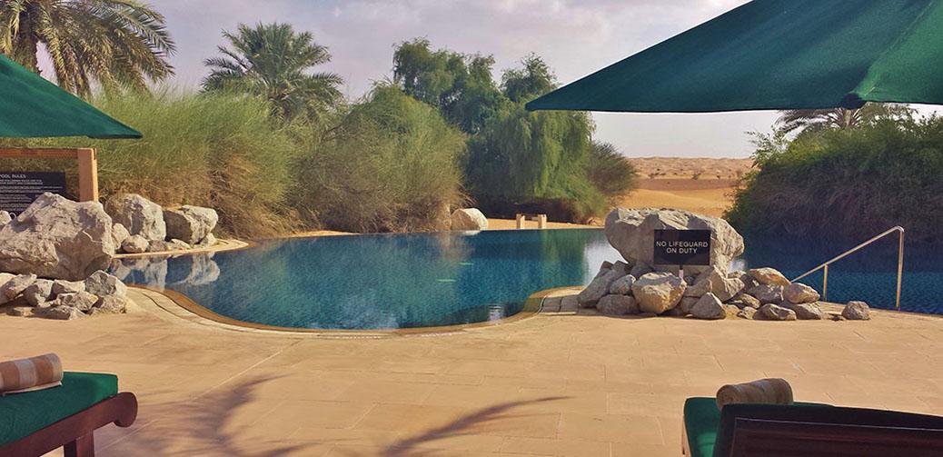 Al Maha Review: The Best Desert Hotel In Dubai