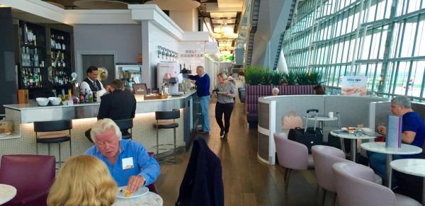 Pictures Of Paid For Aspire Lounge At Heathrow Terminal 5