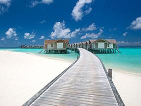 3 nights in a Villa at Loama Resort Maldives at Maamigili