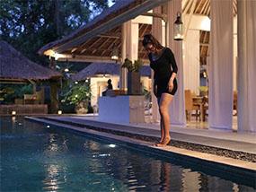 4 nights for 6 guests at Villa Sungai, Cepaka, Bali