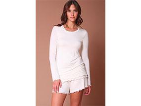 SNOA Sleepwear Ingrid Long Sleeve Top