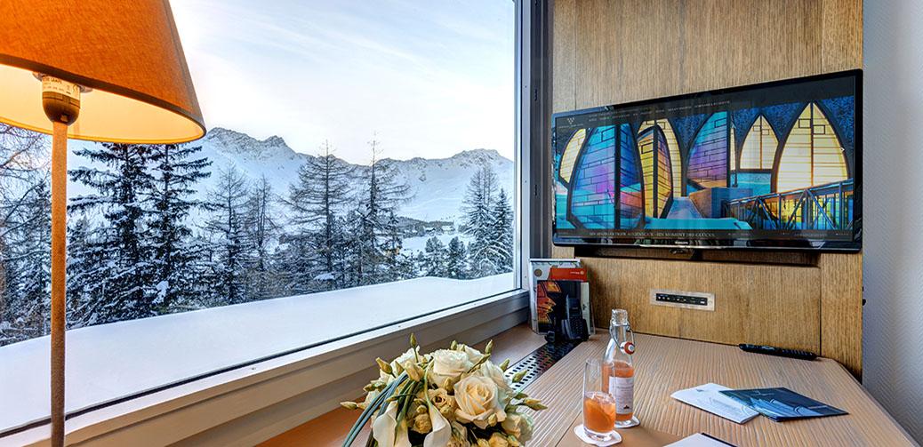 Grand Hotel Tschuggen Review