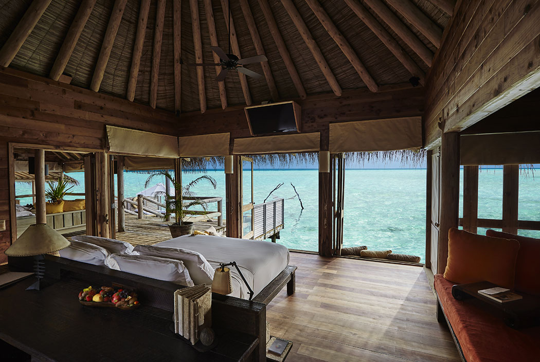 Review Of Gili Lankanfushi In The Maldives