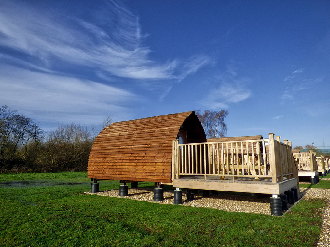 Review Of Glamping At Lee Valley Wigwams