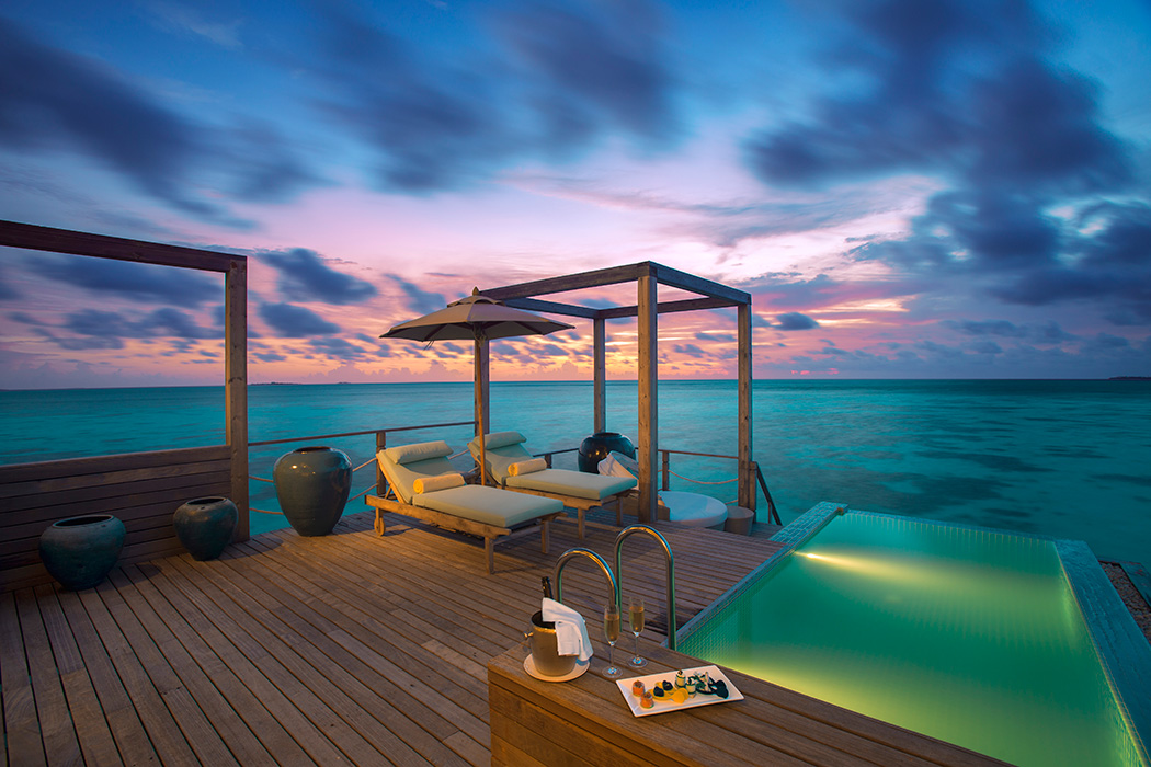 Win A Free Stay In The Maldives