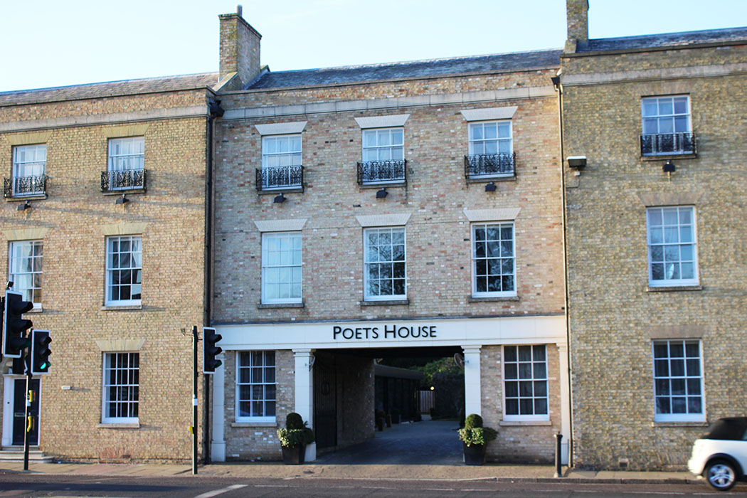 Review Of Poets House In Ely Near Cambridge