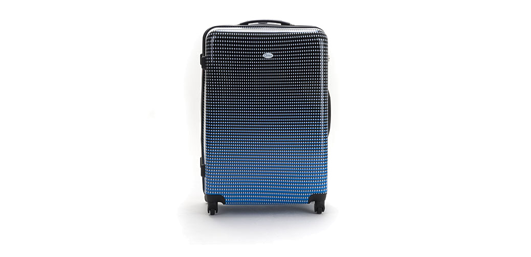 Suitcases That Stand Out On The Baggage Carousel