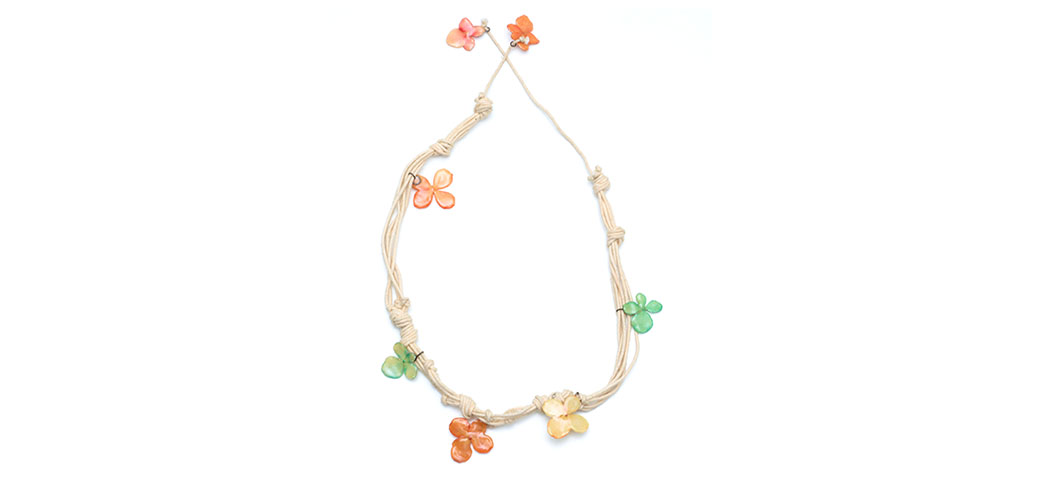 Celebrate Spring In Our Flower Necklace Competition (Ended)
