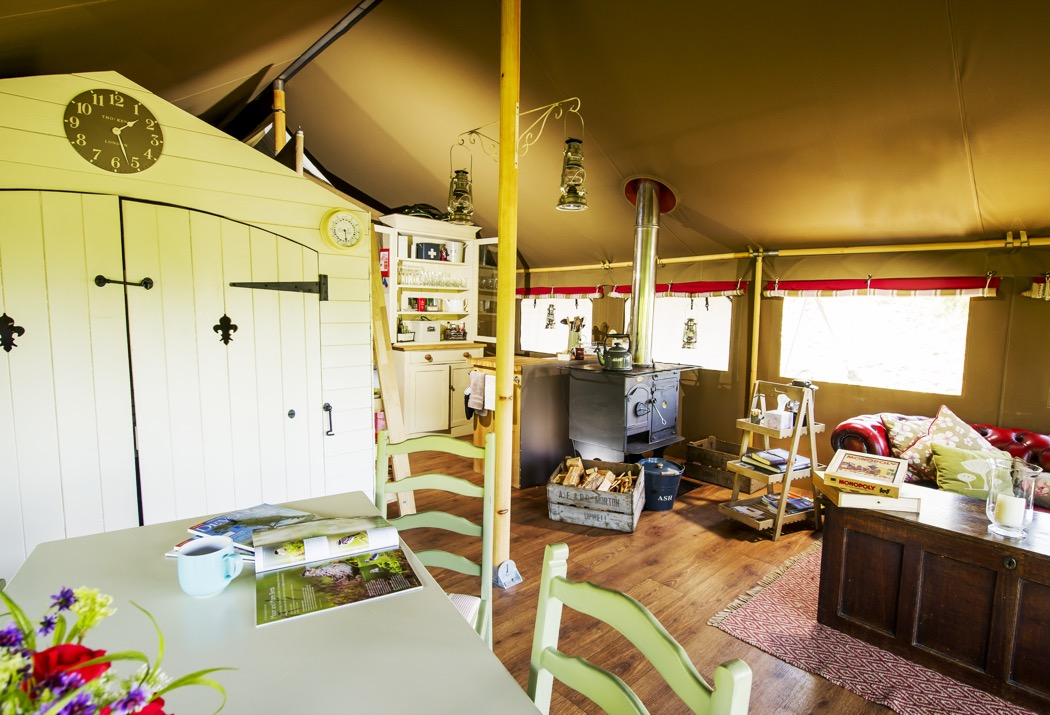 Review Of Longlands Glamping In Devon