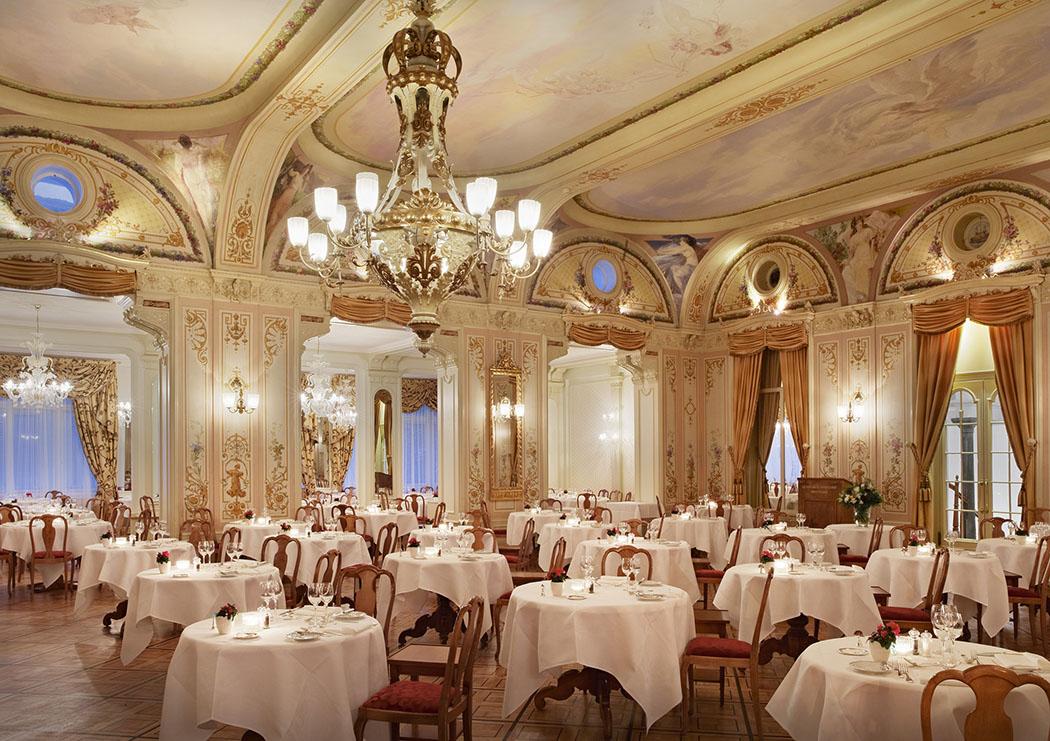 Review Of Grand Hotel Kronenhof Near St Moritz
