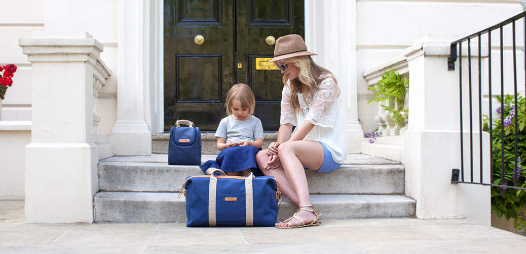 Storksak Bailey – The Perfect Weekend Bag For Mums