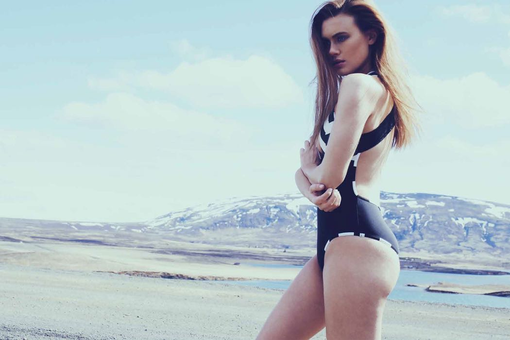 Sumarie Spring Summer 2016 AQUA Iceland Collection