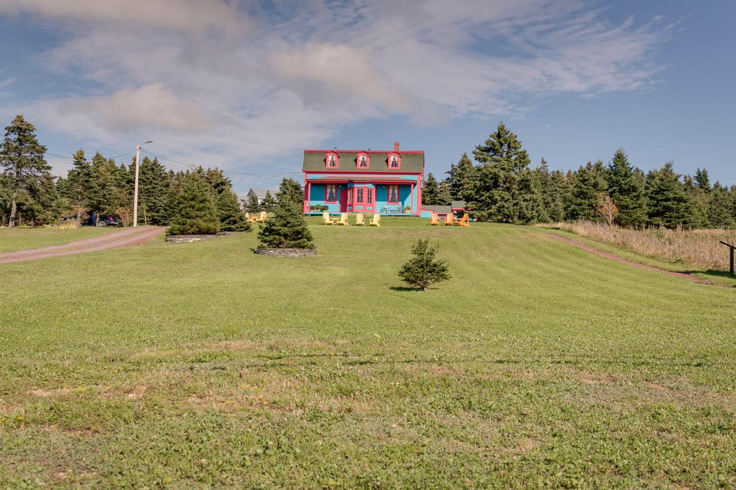 Review of George House Heritage B&BIn Newfoundland