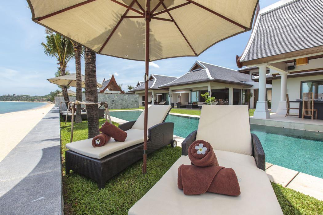 Review Of Miskawaan Luxury Beachfront Villas, Koh Samui