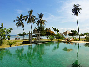 3 nights at Hotel Tugu Lombok, Indonesia