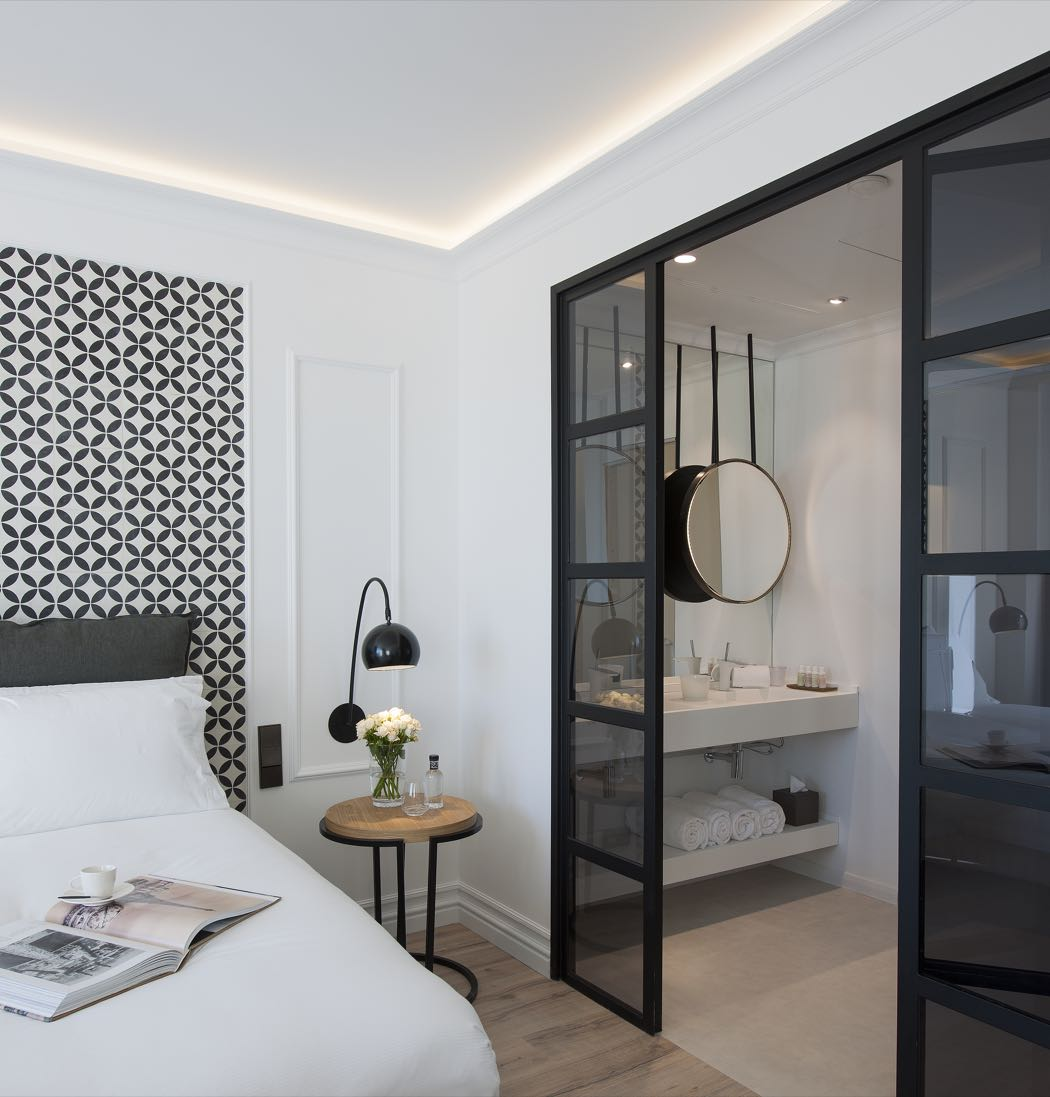 Review of luxury boutique hotel the serras barcelona for Boutique hotel 2016