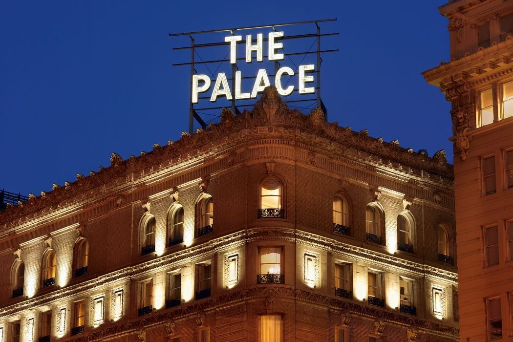 Review Of The Historic & Luxury Palace Hotel San Francisco