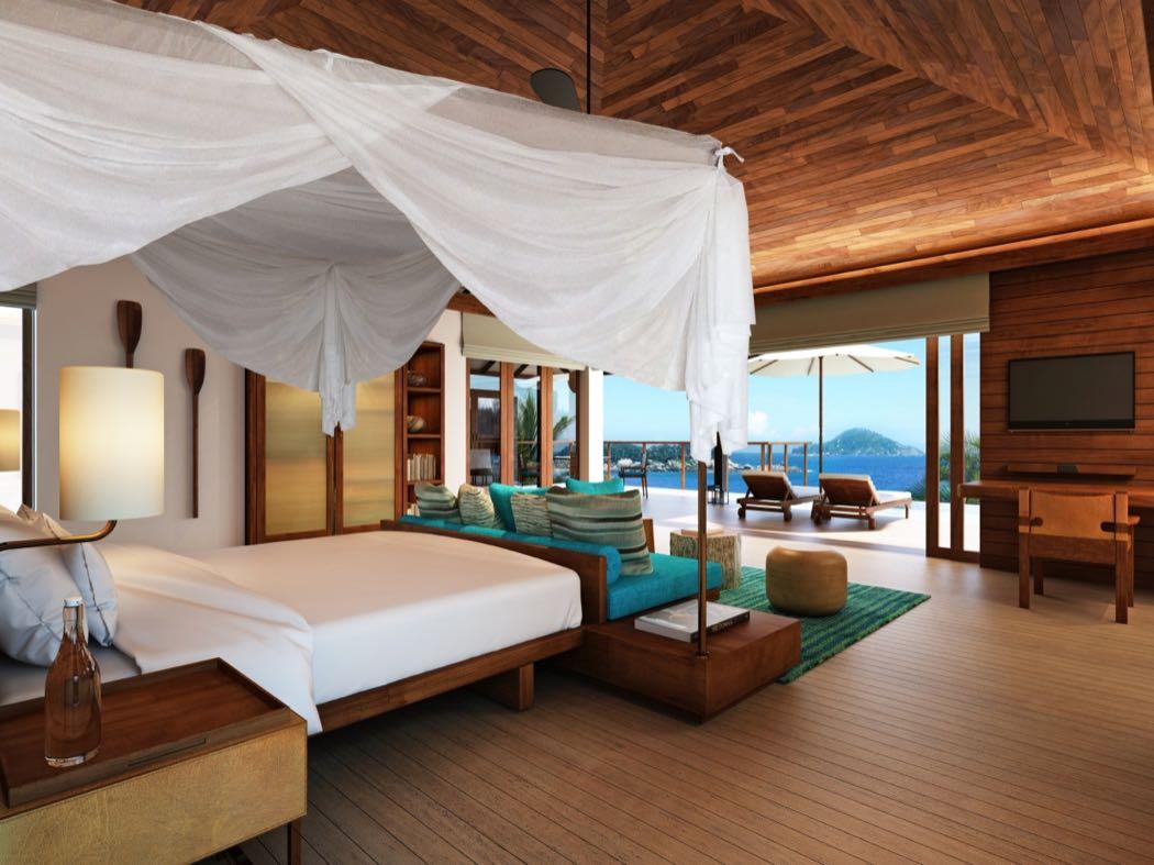 Review: Six Senses Zil Pasyon, Seychelles