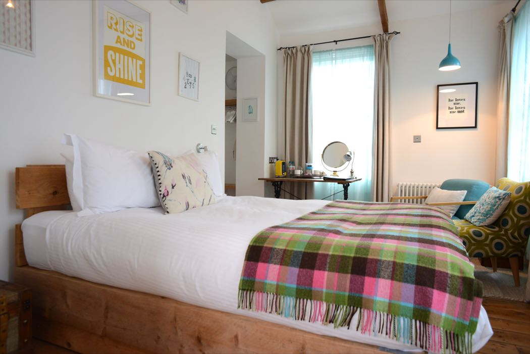 Review Of The Unashamedly Trendy Artist Residence, Penzance