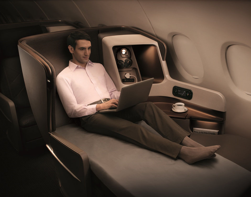 Singapore Airlines Airbus A350-900 Business Class Review
