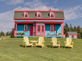 3 nights at George House Heritage B&B in Dildo, Canada