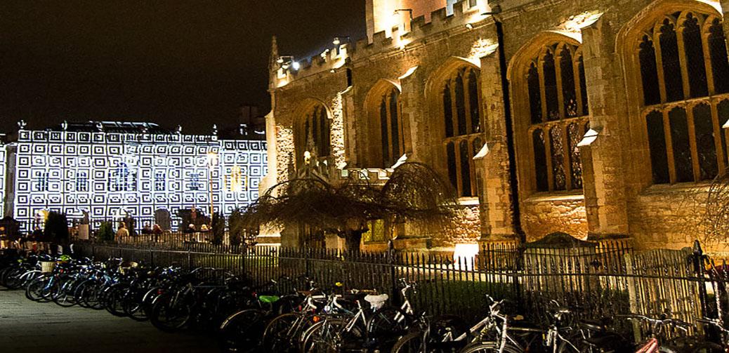 Win Tickets To The E-Luminate Cambridge Festival (Ended)