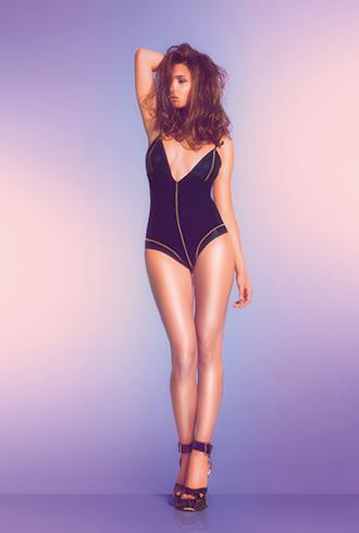 Gregor Pirouzi Summer 2016 Swimwear